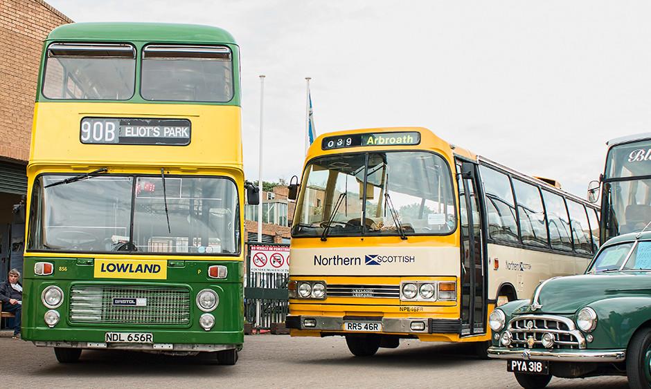 Lowland bus