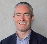 Photograph of Nick McGill, managing director of Summit Facilities Services