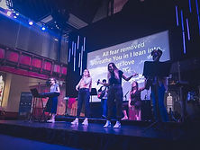 Gate Church worship team