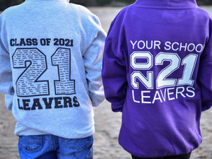 How to order your 2021 leavers hoodies