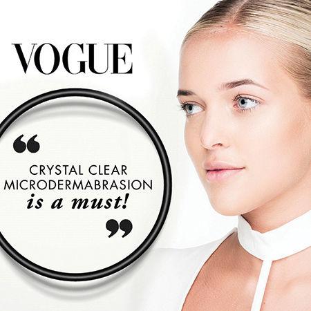 Vogue Microdermabrasion image