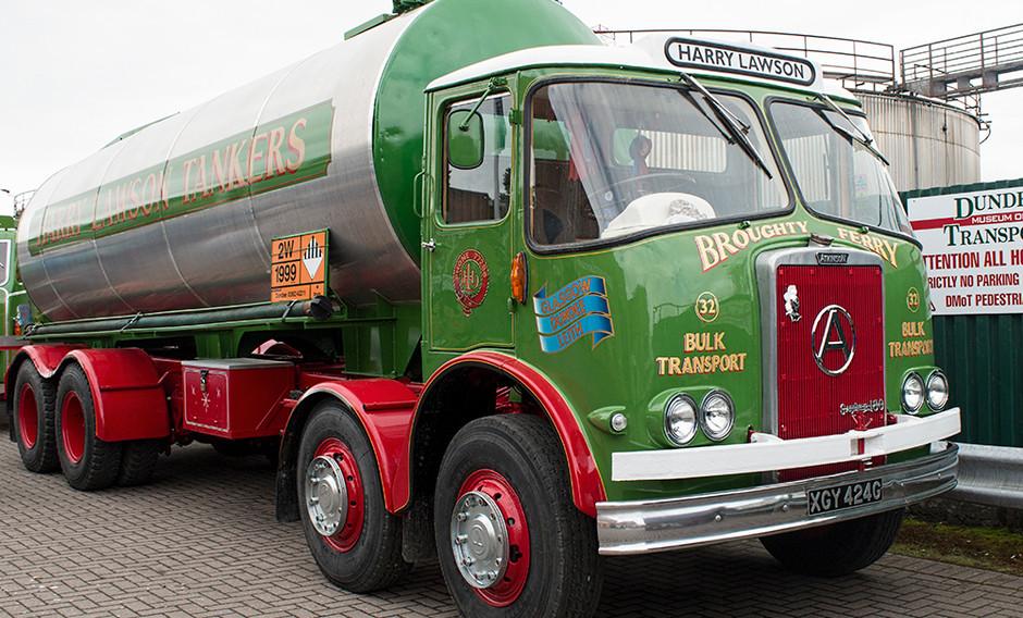 Harry Lawson tanker