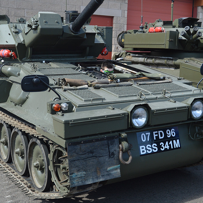 Military Vehicle Day