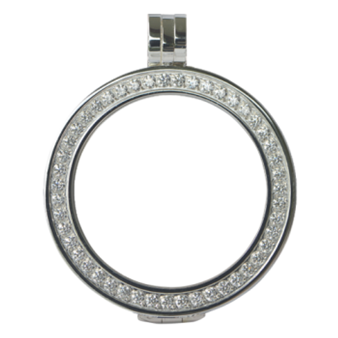 Luxury Silver Pendant
