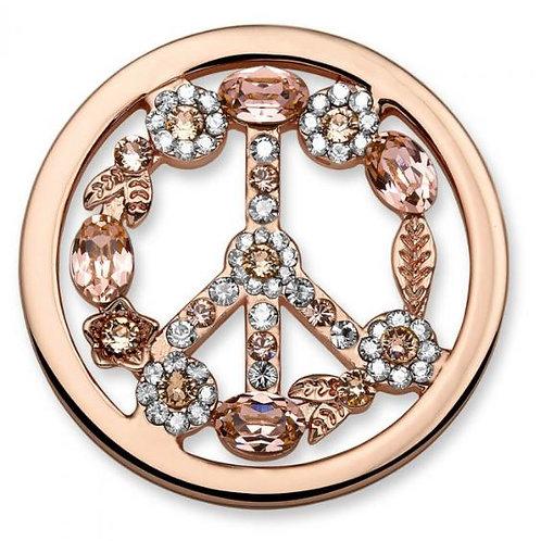 PEACE LIGHT PINK