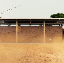 Lonjedzani shelter