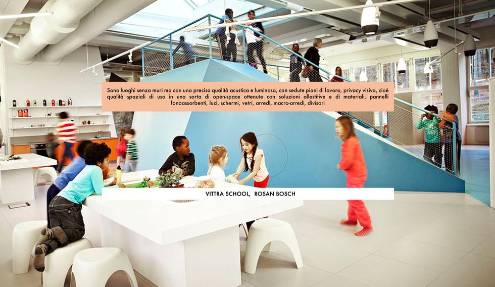 vittra lo spazio informale