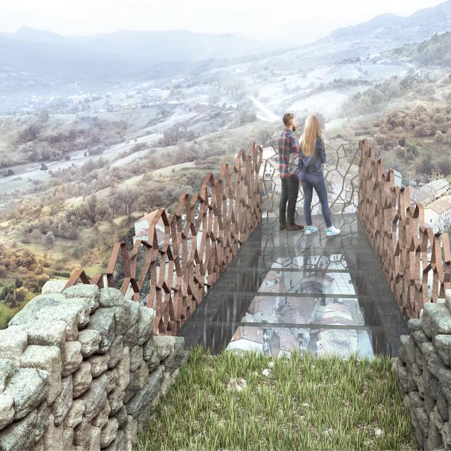 il ponte sul Cielo