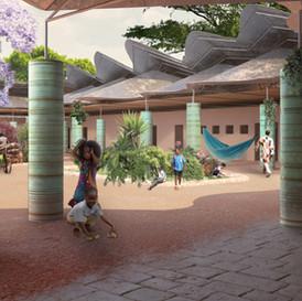 il nuovo Mthunzi Center