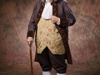 Q&A with Ben Franklin