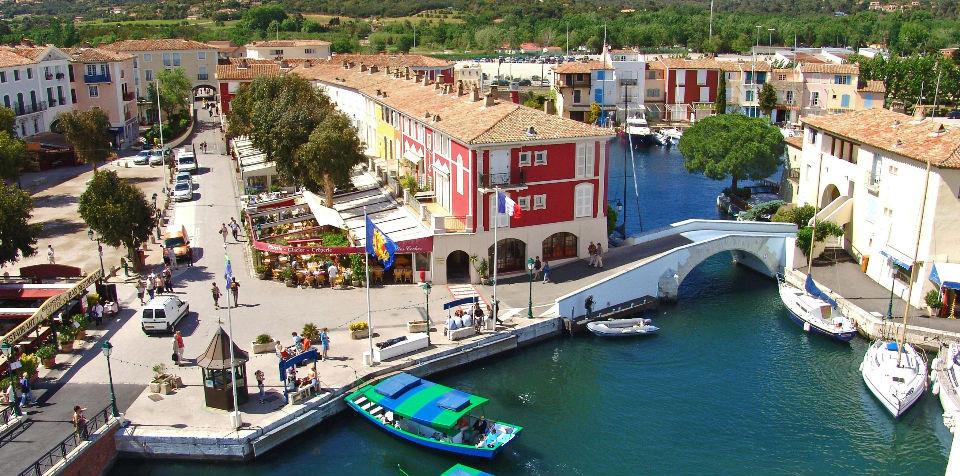 Grimaud - Port Grimaud