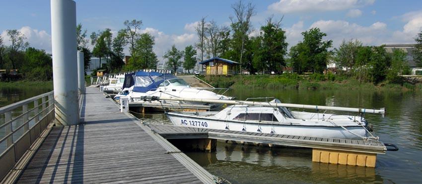 Port de Bègles - La Garonne