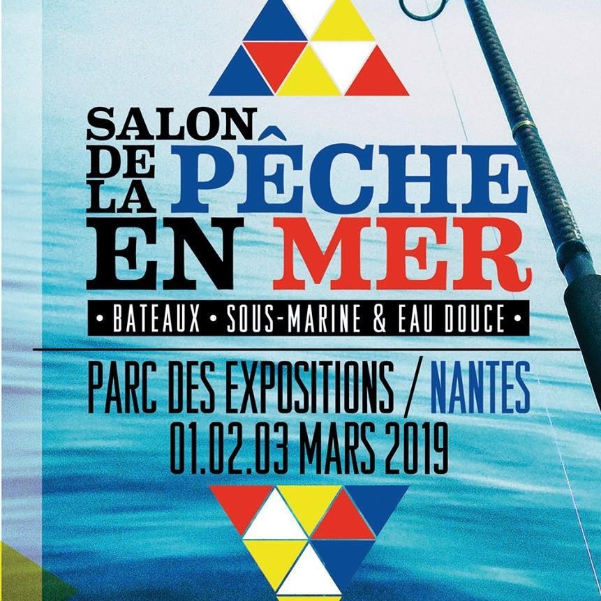 Salon de la pêche en mer à Nantes