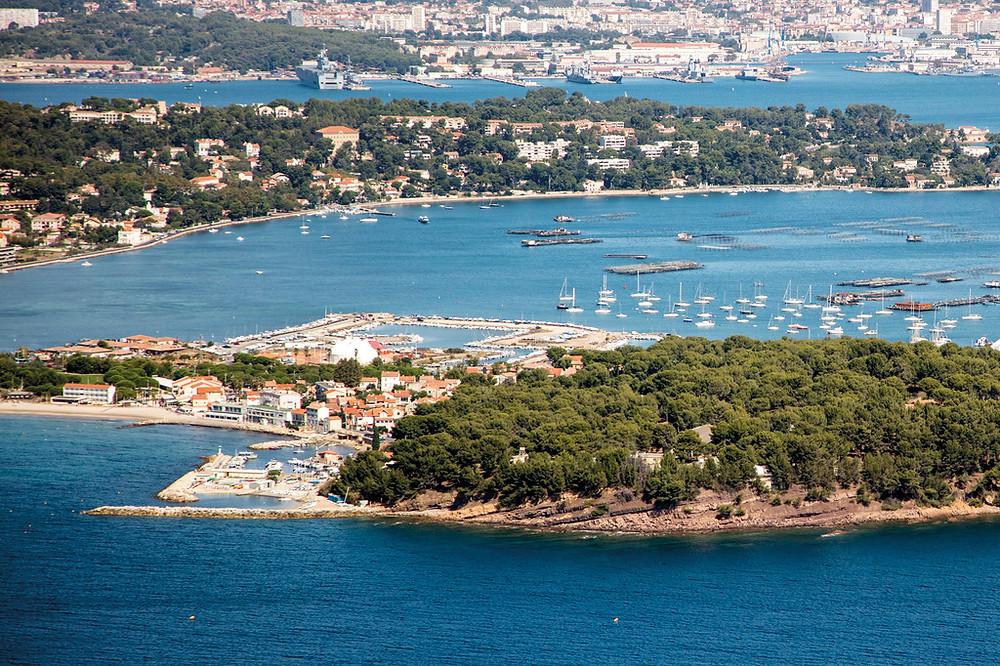 La Seyne sur Mer - port du Lazaret
