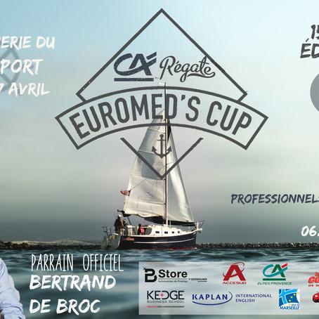 Euromed's Cup: la régate connectant professionnels et étudiants