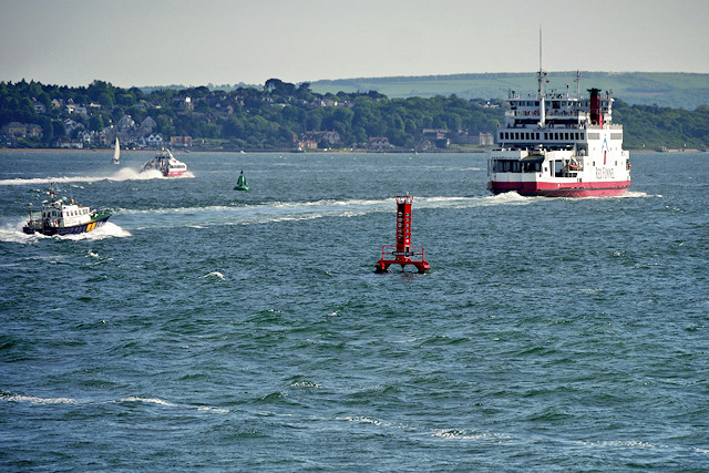 Marine traffic application