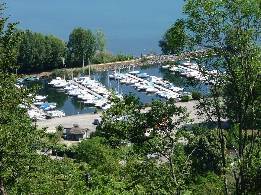 Port de Conjux - Lac du Bourget