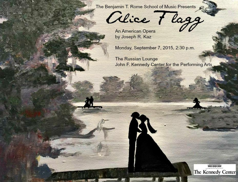 Alice Flagg Poster