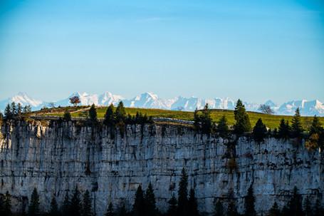 Creux du Van et Alps