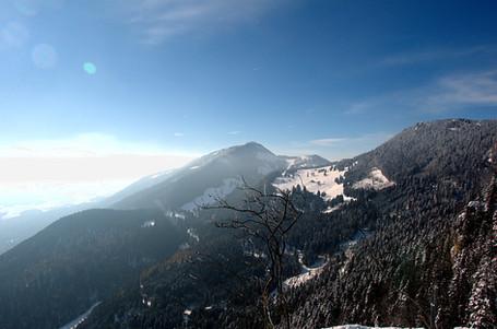 The Suchet from Mt de Baulmes