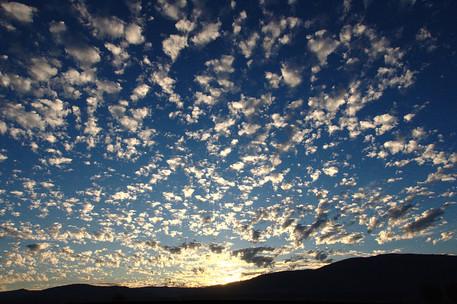 Cottonwool sky