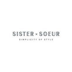 SISTER X SOEUR