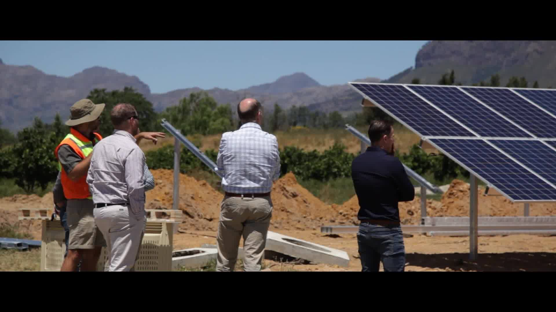 NEW SOUTHERN ENERGY CORPORATE CULTURE VIDEO