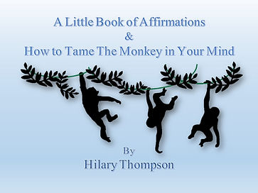 Title page of A Little Book of Affirmations