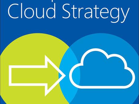 Free e-book by Microsoft Press: Enterprise Cloud Strategy