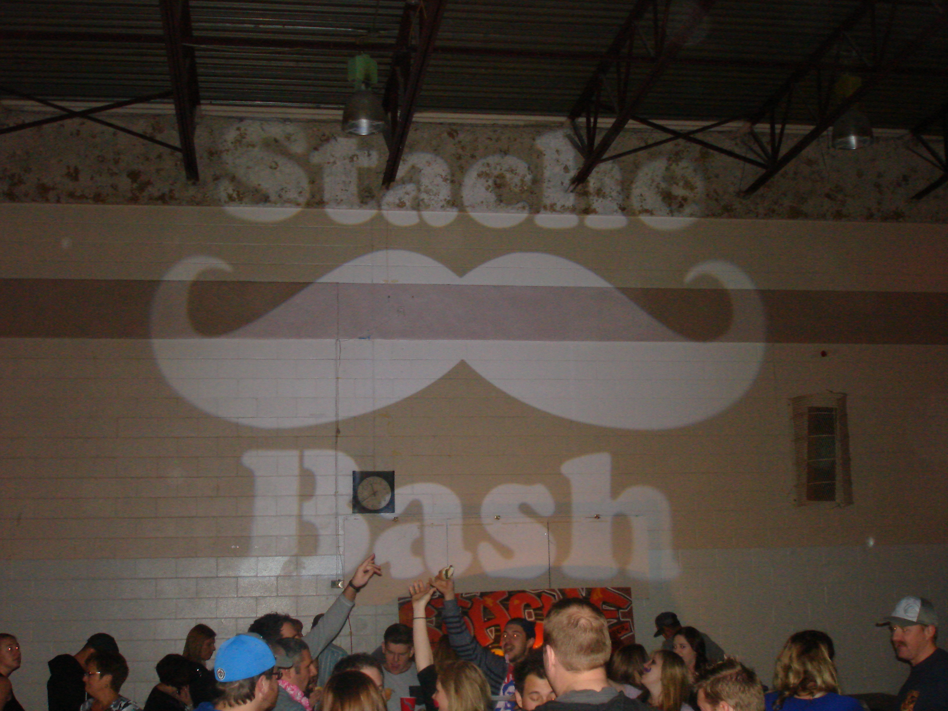 StacheBash Bat Light