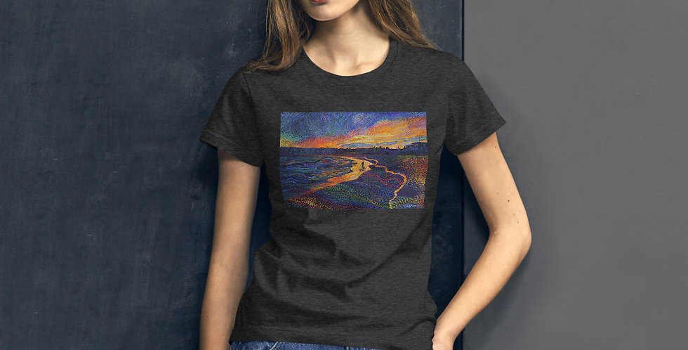 Bondi Beach Sunset Women's short sleeve t-shirt