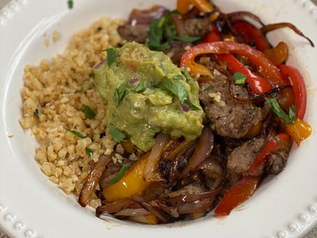 Copycat Chipotle Steak Burrito Bowl