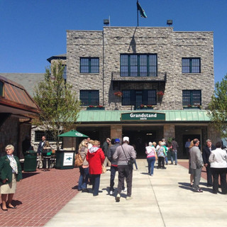 Keeneland Race Course, Grandstand Entry
