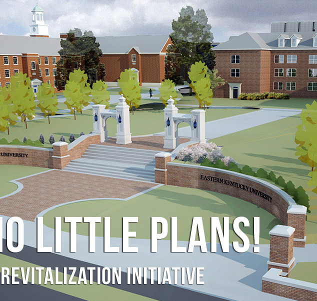 Eastern Kentucky University, Turner Gate Concept