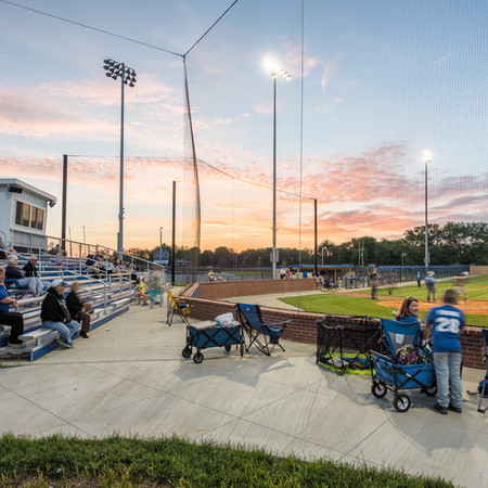 Warren East High School - Athletic Complex