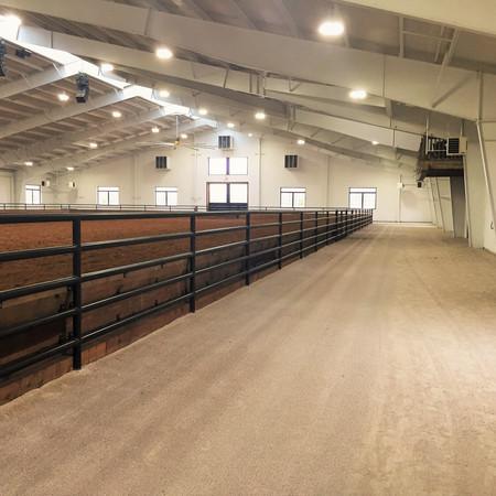 Morgan Farm and Arena