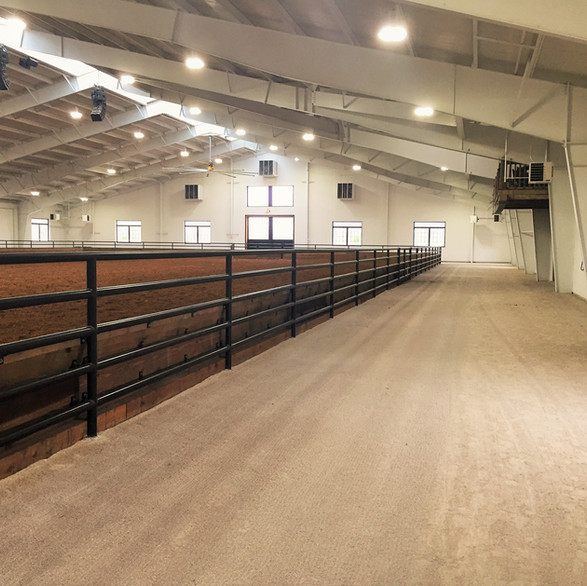 Morgan Farm and Arena