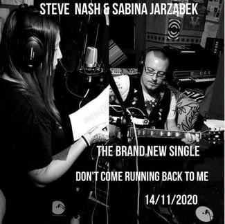 Stevie Nash - Don't Come Running (feat. Sabina Jarząbek)