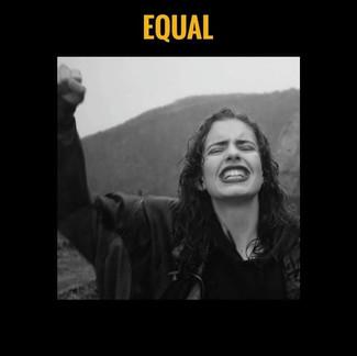 Mae Challis - Equal