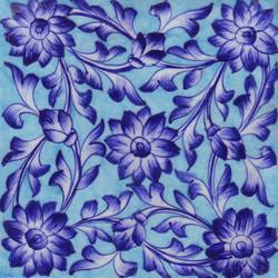 SHOP: BLUE POTTERY