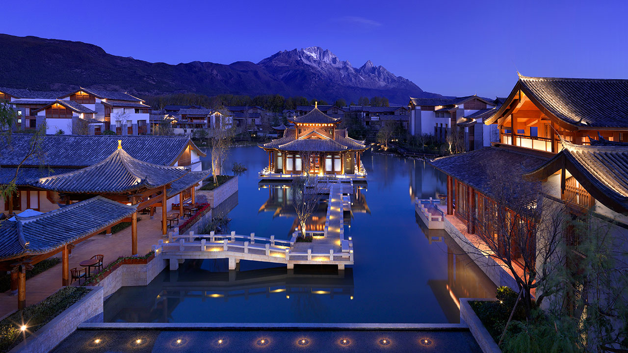 STAY: GRAND HYATT LIJIANG