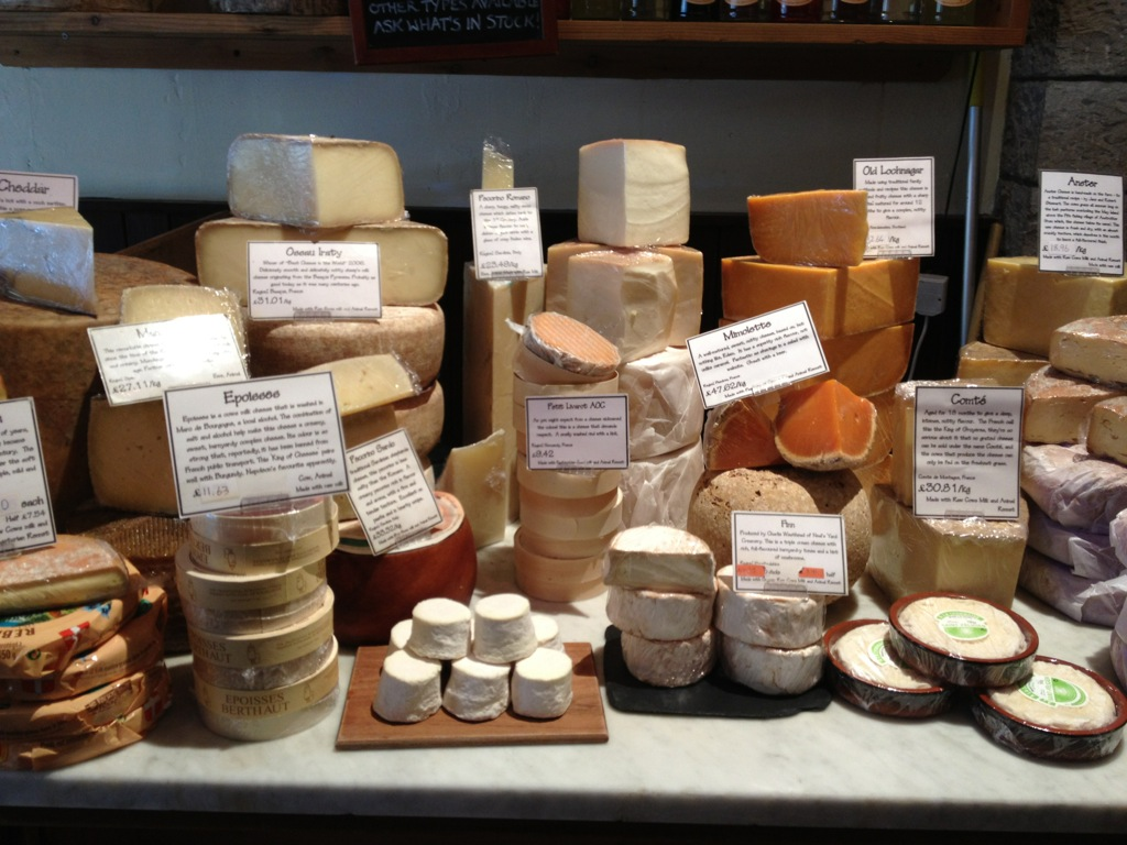 SHOP: I.J. MELLIS CHEESEMONGER