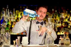 DRINKS: HARRISON SPEAKEASY