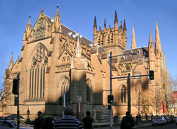 SEE & DO: ST. MARY'S CATHEDRAL