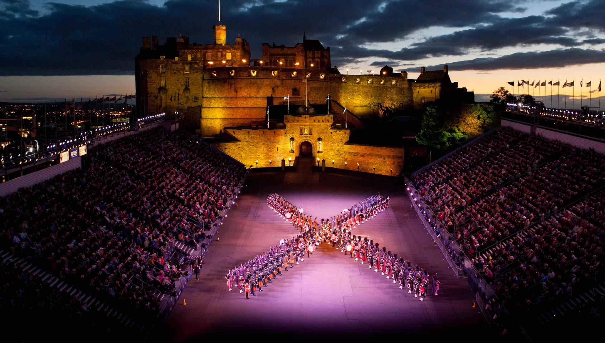 SEE & DO: MILITARY TATTOO