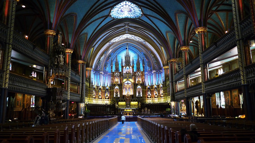 Notre-Dame Basilica | Luxury Travel Guide | Wandering Diva