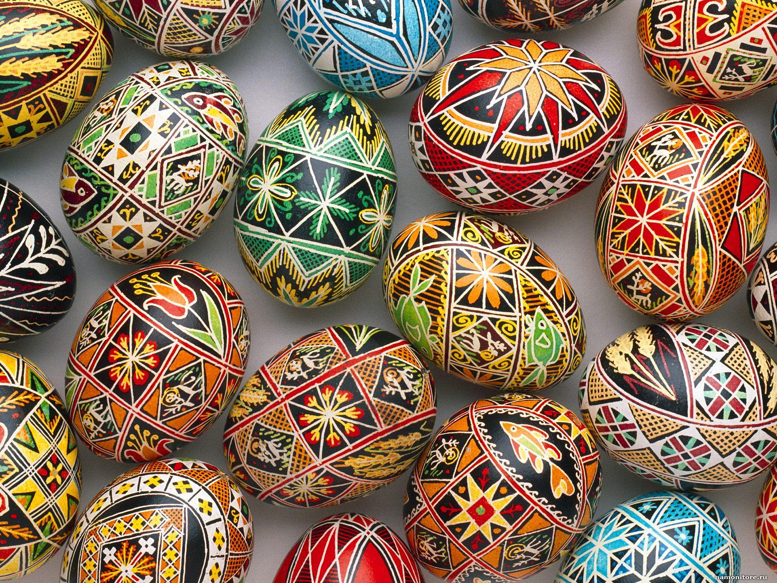 SHOP: CZECH EASTER EGGS