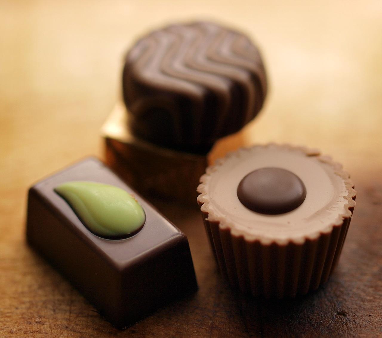 SHOP: CHOCOLATE