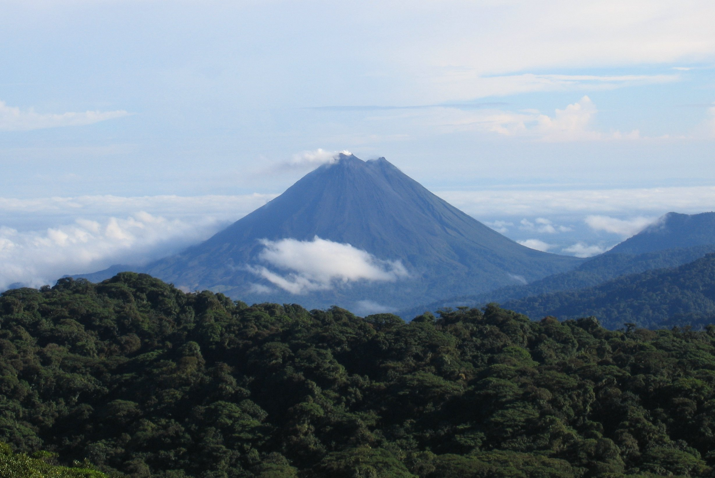 SEE: ARENAL VOLCANO NATIONAL PARK