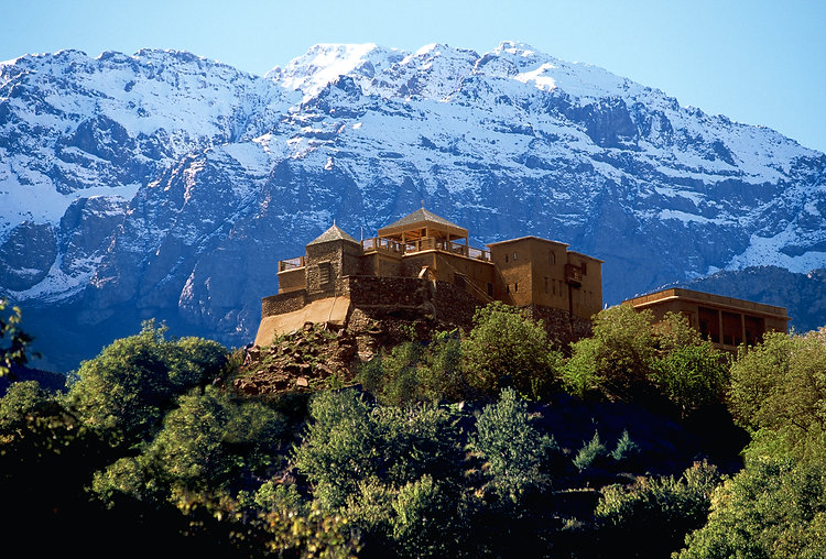 Kasbah du Toubkal  | Luxury Travel Guide | Wandering Diva